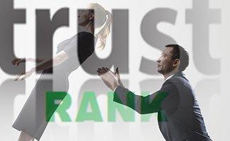 Indice de confiance sur internet (TrustRank)