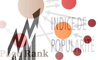 Indice de popularité sur internet (PageRank)