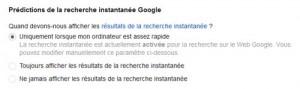 Les mises à jour de Google: Janvier 2012 recherche instantannee goog