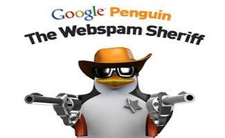 Google Penguin pénalise le webspam