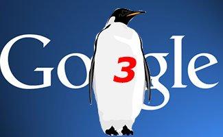 Google Penguin 3 rafraîchit les données