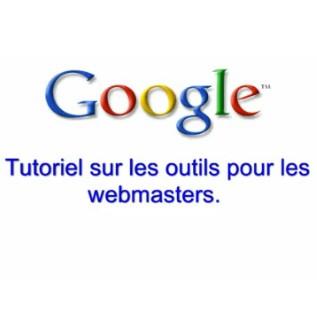 outils pour les webmasters google