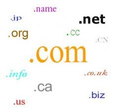 extension de noms de domaine