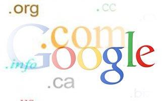 Comment Google considère les extensions de domaines exotiques