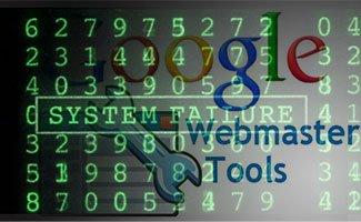 Un bug dans Google Webmaster Tools