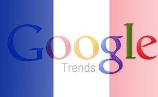 Google Trends ajoute les tendances françaises de recherche