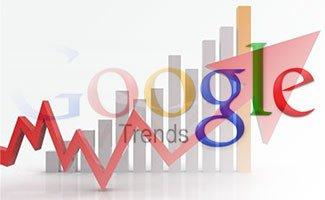 Google Trends améliore ses recherches
