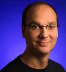 Andy Rubin, l'homme fort du projet robotique de Google