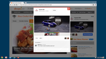 Ave ce test, Google propose de transformer les publications en publicités