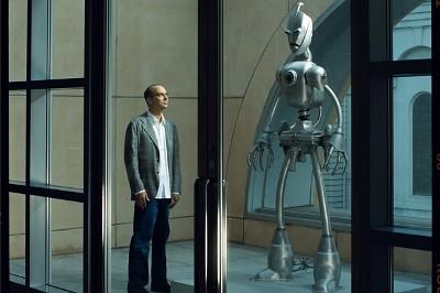 Abdy Rubin dirige le projet robotique de Google