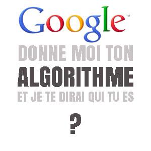 quel algorithme google
