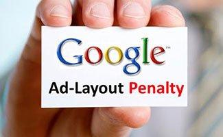 """Google met à jour son filtre """"Page Layout"""""""