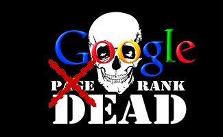 Bye bye ToolBar PageRank
