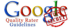 Google Search Quality Raters1