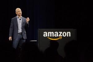 Jeff Bezos parle de l'ouverture d'un magasin Amazon