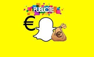 Snapchat se lance dans la publicité pour se faire de l'argent