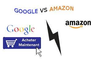 Rivalité contre Amazon : Google met au point un bouton « acheter maintenant »