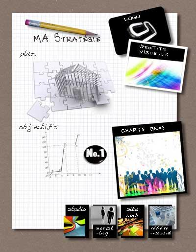 Stratégie web de votre projet strategie internet  Stratégie web de votre projet strategie internet