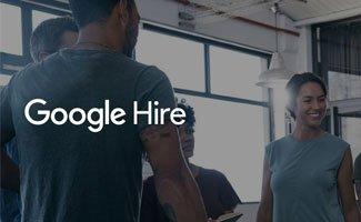 Google va lancer Hire