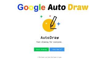 Google lance AutoDrawn