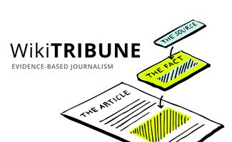 Wikitribune, le Wikipédia de l'info vérifiée