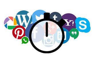 Combien de temps passons-nous sur les réseaux sociaux ?