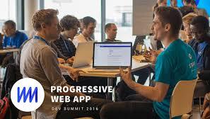 Progressive Web Apps Dev Summit 2016
