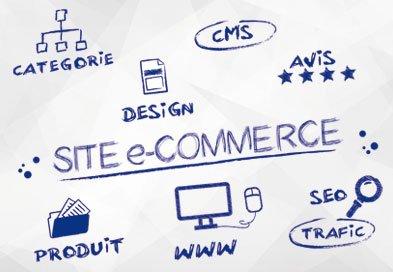 Conception Site Commerce Web Biz