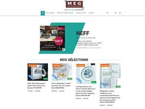 Screenshot Meg